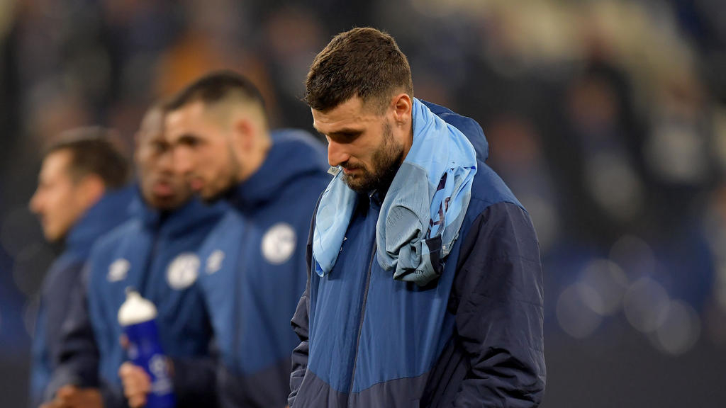 Daniel Caligiuri fehlt dem FC Schalke 04 mehrere Wochen