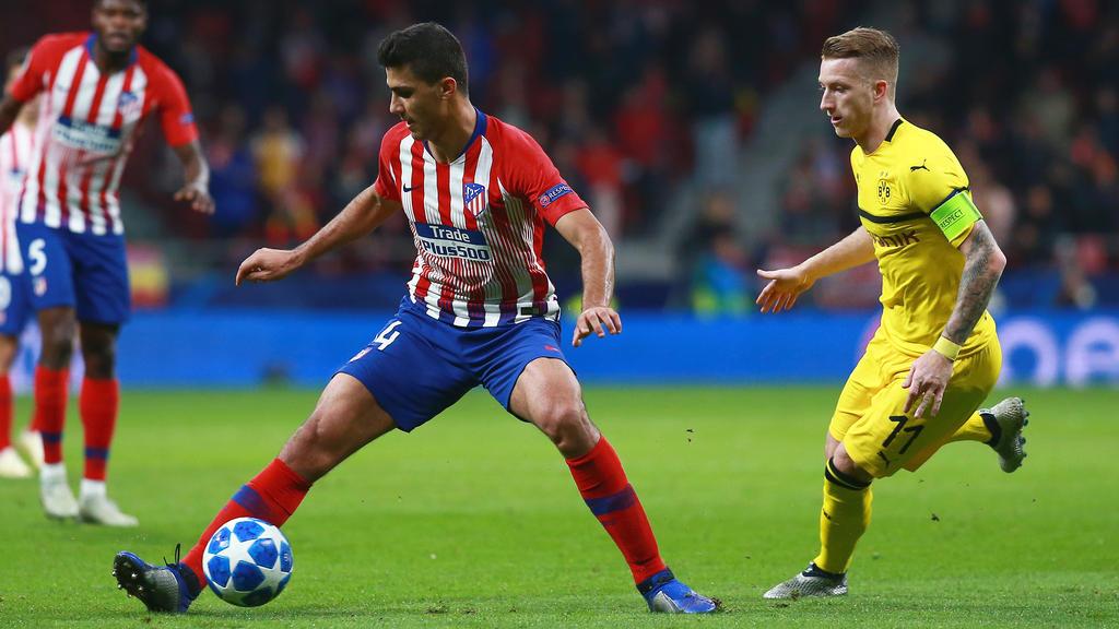 Rodrigo stand in dieser Saison bereits gegen den BVB auf dem Platz