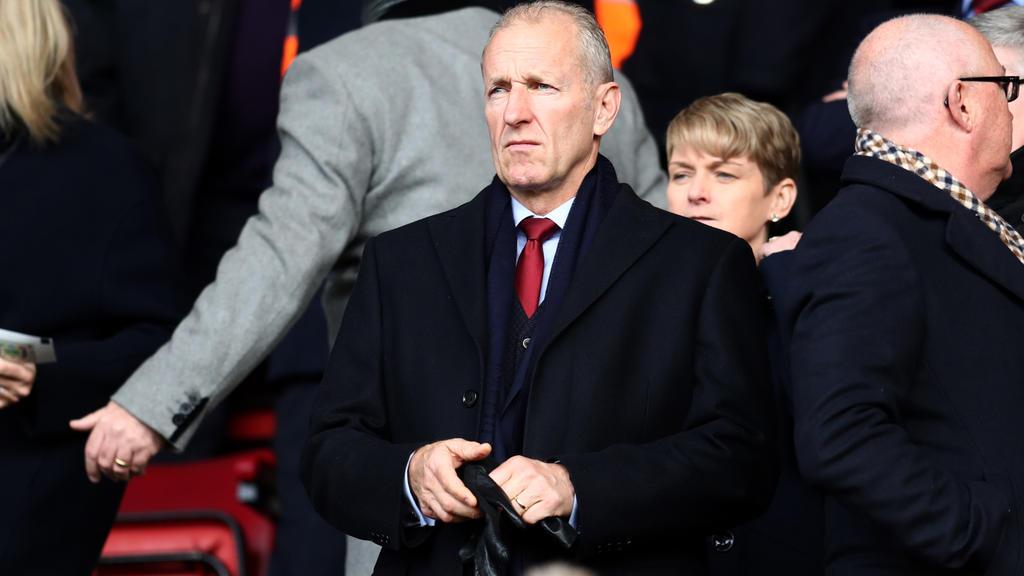 Ralph Krueger steht bald nicht mehr an der Spitze des FC Southampton