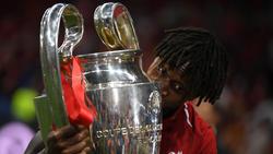 Divock Origi schoss Liverpool zum Champions-League-Sieg