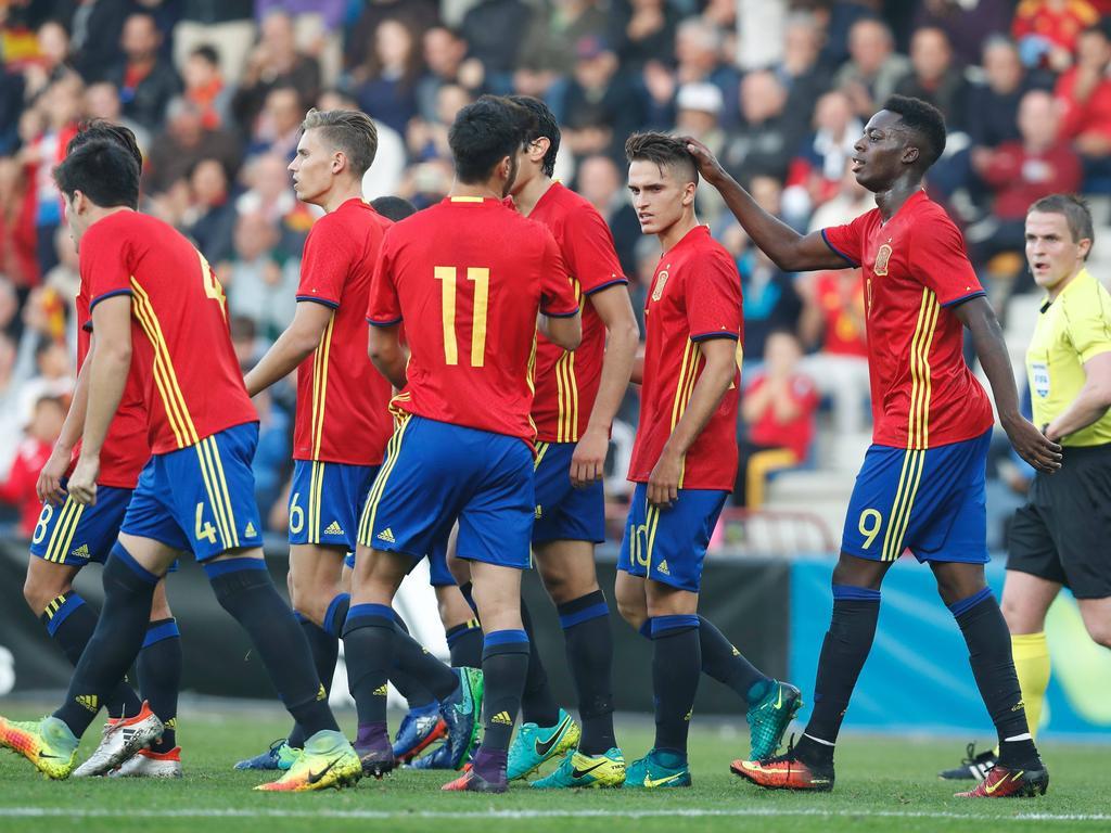 Die spanische U21 hat das EM-Ticket gelöst