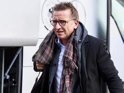 Norbert Meier steht nach seiner Entlassung im Zentrum der Kriitk