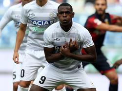 Duván Zapata soll im Schalker und Wolfsburger Fokus stehen
