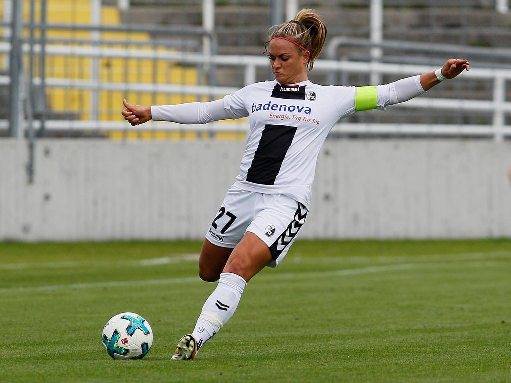 Clara Schöne hat ihren Vertrag in Freiburg verlängert