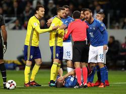 Los jugadores visitantes demostraron otra vez que no están en su mejor momento. (Foto: Getty)