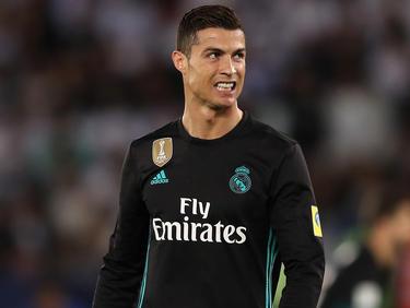 Cristiano Ronaldo erzielte den 1:1-Ausgleich für seine Königlichen