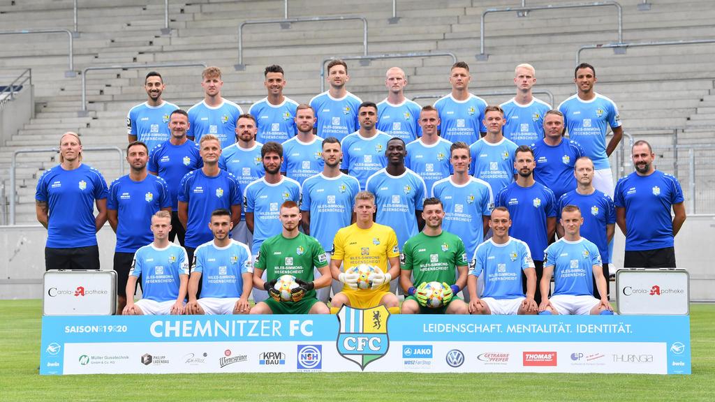 Chemnitz ist zurück in Liga 3