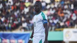 Sadio Mané steht mit seinem Team im Endspiel