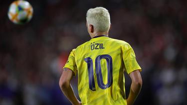Mesut Özil erlebt beim FC Arsenal derzeit keine leichte Zeit