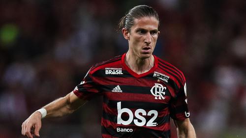 Filipe Luís wurde im Sommer vom BVB umworben