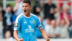 Daniel Frahn wurde beim Chemnitzer FC gekündigt