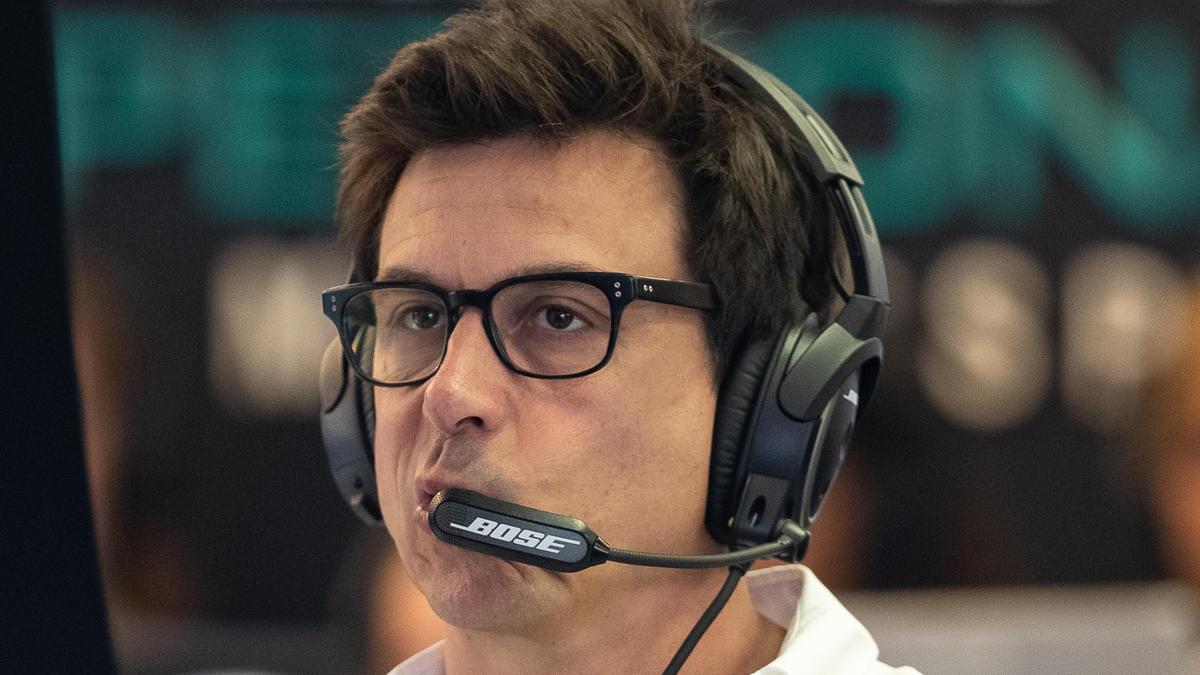 Toto Wolff kritisierte das Manöver von Charles Leclerc Lewis gegen Hamilton