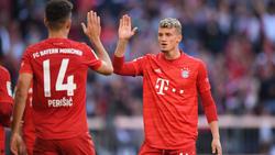 Wechselte von Gladbach zum FC Bayern: Mickael Cuisance