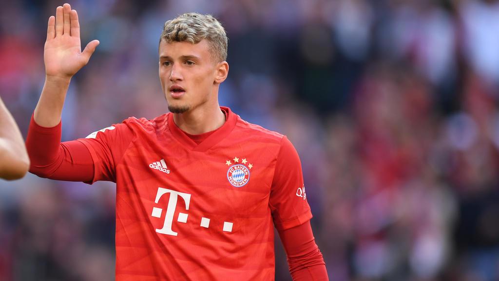 Bayern-Neuzugang Cuisance traft für die zweite Mannschaft