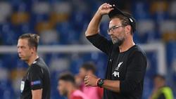 Hat Jürgen Klopp bei der Aufstellung im Ligapokal einen Fehler gemacht?