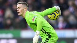 Dean Henderson wird mit dem FC Bayern in Verbindung gebracht
