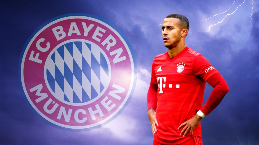 Thiago läuft beim FC Bayern seiner Form hinterher