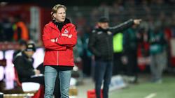 Nächste Pleite mit dem 1. FC Köln: Markus Gisdol