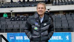 Will mit Hertha BSC in Zukunft um Titel mitspielen: Jürgen Klinsmann