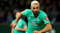 Will seine Karriere nicht mit dem Abstieg von Werder Bremen beenden: Claudio Pizarro