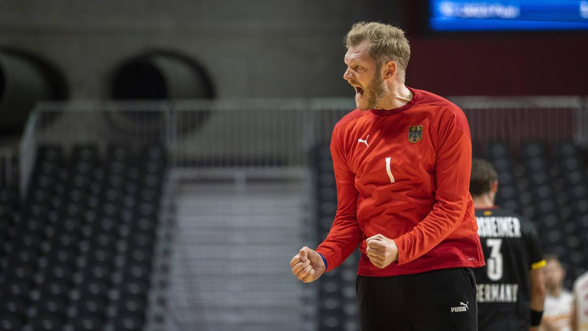 Johannes Bitte glänzte gegen Norwegen
