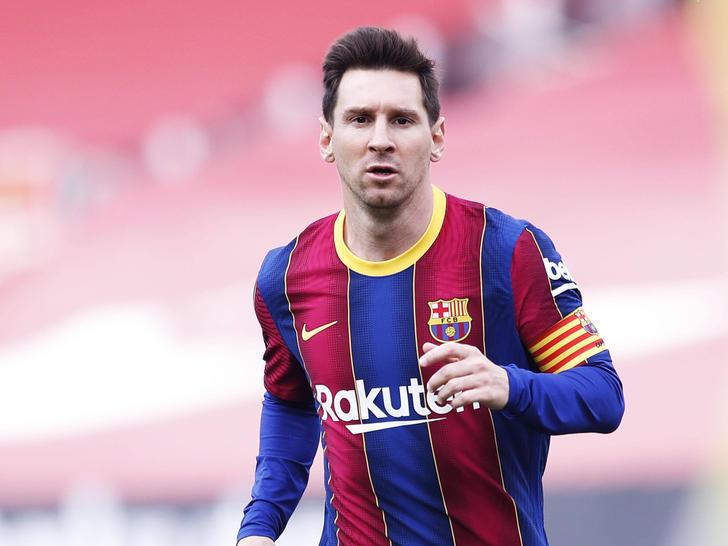 Fünf weitere Jahre beim FC Barcelona? Lionel Messi