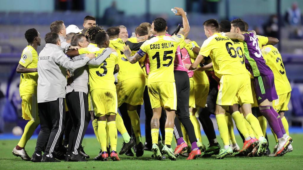 Der FC Sheriff steht in der Champions League
