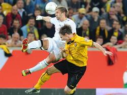 Osnabrück im Relegationshinspiel oben auf