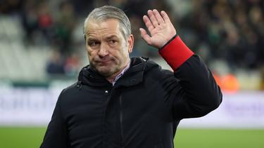 Bernd Storck wird Brügge zum Saisonende verlassen