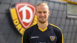 Neuer Kapitän bei Dynamo Dresden: Sebastian Mai