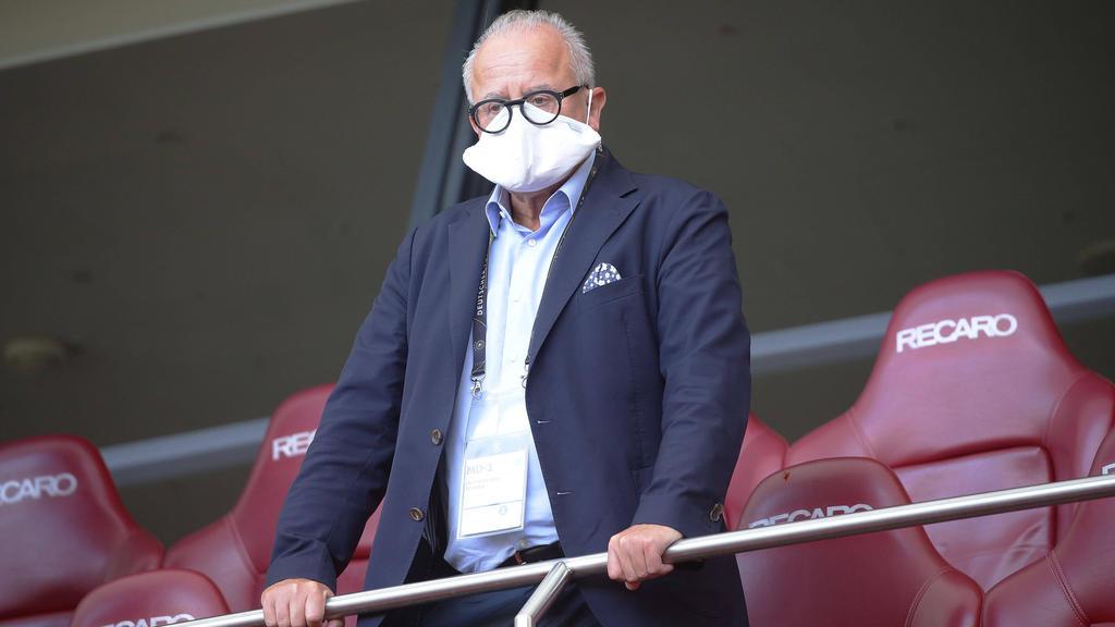 Rechnet mit neuen Erkenntnissen zum Sommermärchen-Skandal um die WM 2006: Fritz Keller
