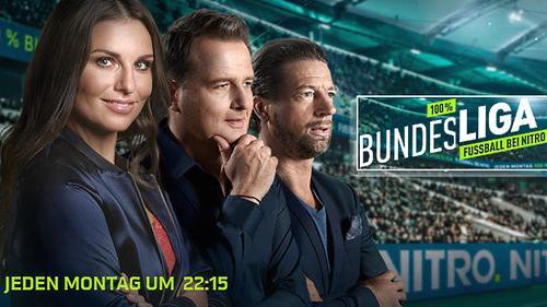 Alle Spiele und alle Tore aus Bundesliga und 2. Liga bei NITRO