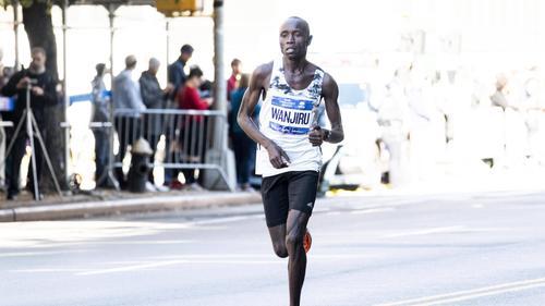 Daniel Wanjiru wurde gesperrt