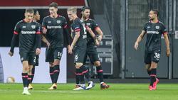 Leverkusen gehen so langsam die Spieler aus