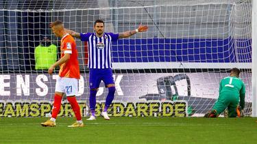 Erzgebirge Aue feierte gegen Darmstadt einen deutlichen Heimsieg