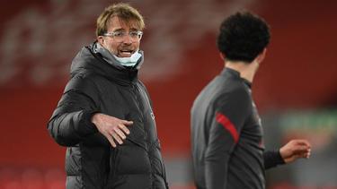 Kriselt mit dem FC Liverpool in der Premier League: Jürgen Klopp