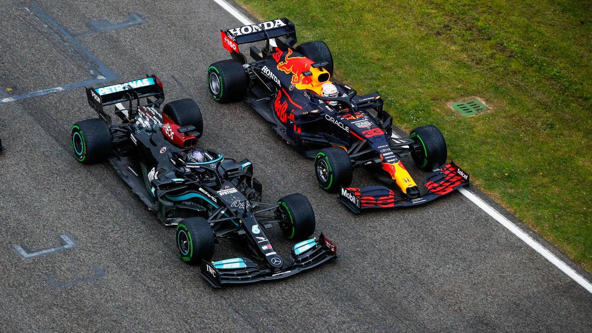 Hält Lewis Hamilton dem Druck von Verstappen nicht stand?