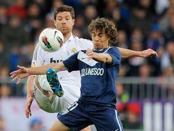 Real Madrid - Málaga CF im März 2012