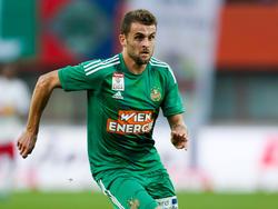 Philipp Huspek wird von Rapid an den LASK verliehen