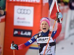 Therese Johaug Sieg Tour de Ski 2016