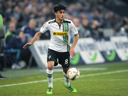Dahoud, nacido en Siria en 1996, es internacional Sub-21 con Alemania. (Foto: Getty)