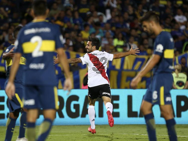 El fin de semana los dos conjuntos de Buenos Aires volverán a medirse. (Foto: Getty)