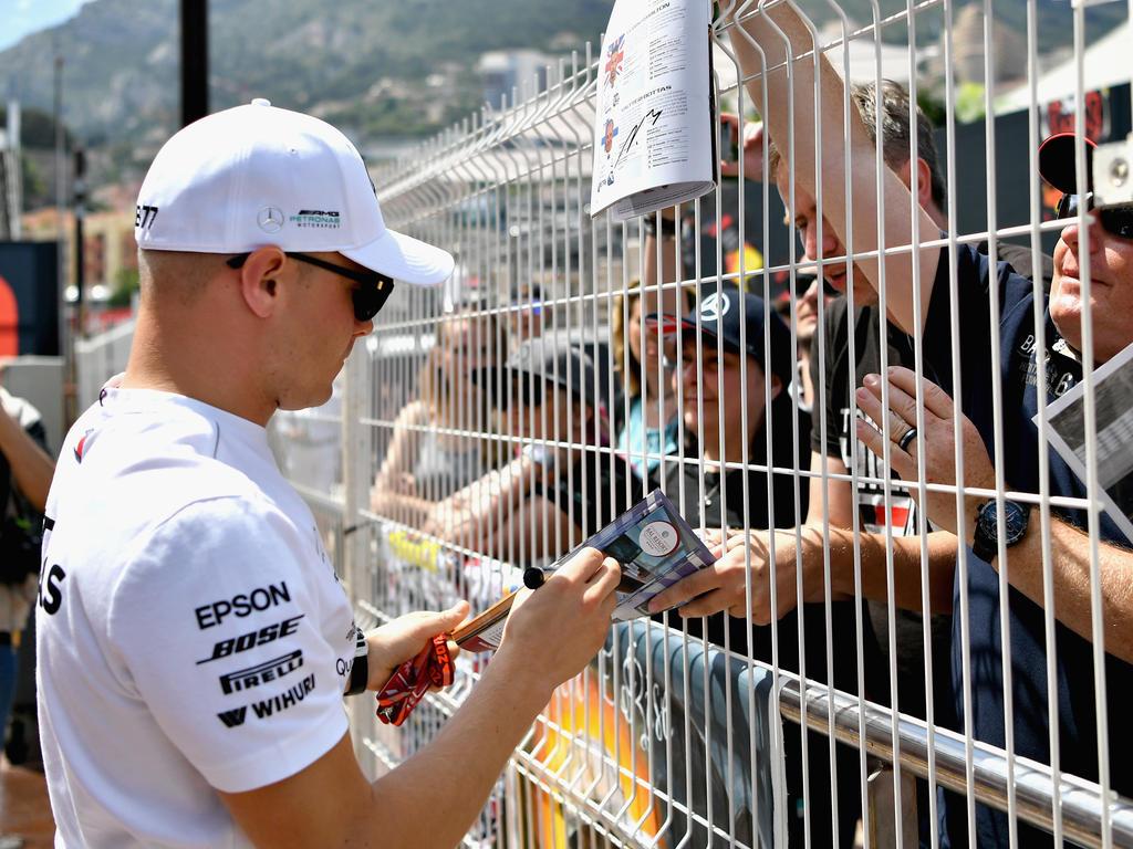 Valtteri Bottas glaubt nicht, dass die Ferrari-Stärke nach Spanien gebrochen ist