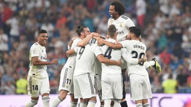 Real Madrid gilt als großer Favorit bei der Klub-WM
