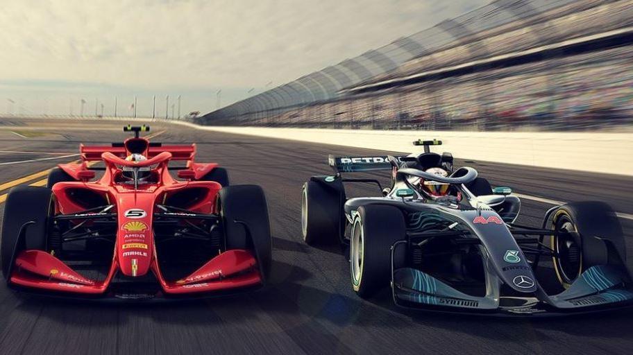 Die Formel-1-Fahrer können sich auf einen anderen Look ihrer Boliden freuen