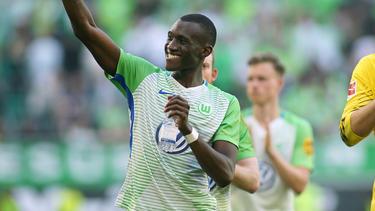Hat in Wolfsburg das Training wieder aufgenommen: Josuha Guilavogui