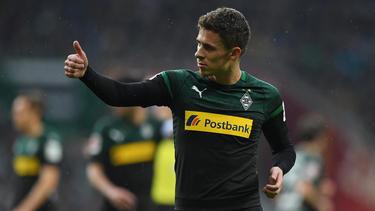Thorgan Hazard hat das Interesse der AS Roma geweckt
