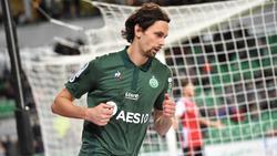 Der Vertrag von Neven Subotic bei AS Saint-Étienne läuft am Ende der Saison aus