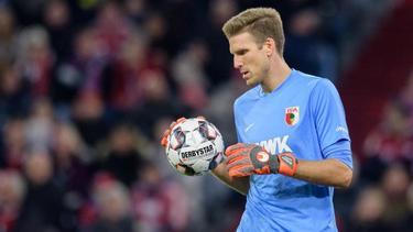 Kann gegen Schalke das Augsburg-Tor hüten: FCA-Keeper Andreas Luthe