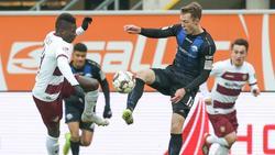 Heimsieg für den SC Paderborn